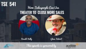 Glenn Hebert, Donald Kelly, The Sales Evangelist, Horse Radio Network