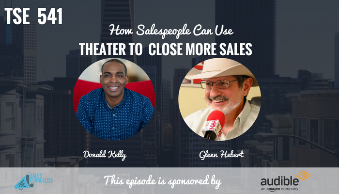 Glenn Hebert, Donald Kelly, The Sales Evangelist, Horse Radio Network