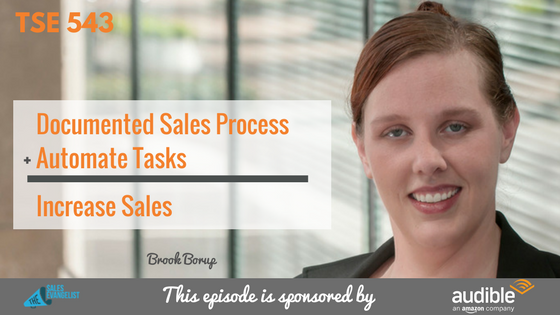 Brook Borup, Donald Kelly, The Sales Evangelist Podcast