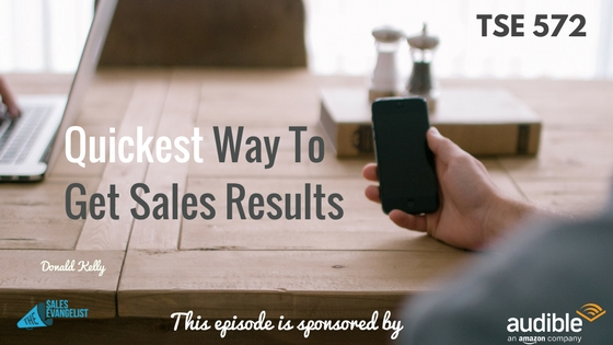 Donald Kelly, The Sales Evangelist, Sales Podcast