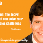 Tim Sanders, Donald Kelly, Dealstorming, The Sales Evangelist Podcast