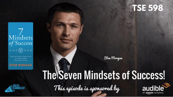 Sten Morgan, Donald Kelly, Success, Sales Success