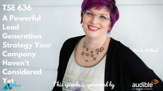 Lead Generation with Podcast, Nicole Holland, Donald Kelly