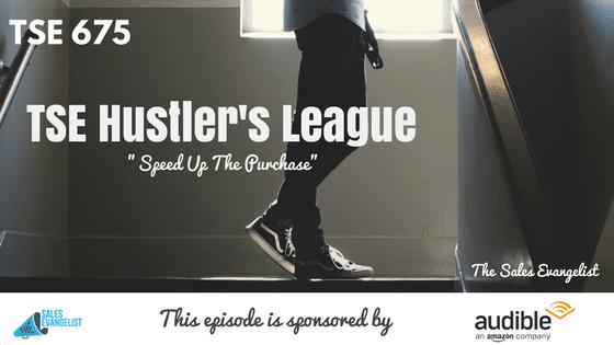 Donald Kelly, TSE Hustler's League, Sales, TSE