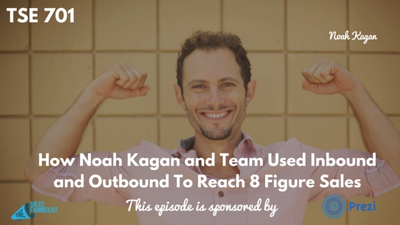 Noah Kagan, Donald Kelly, AppSumo, The Sales Evangelist