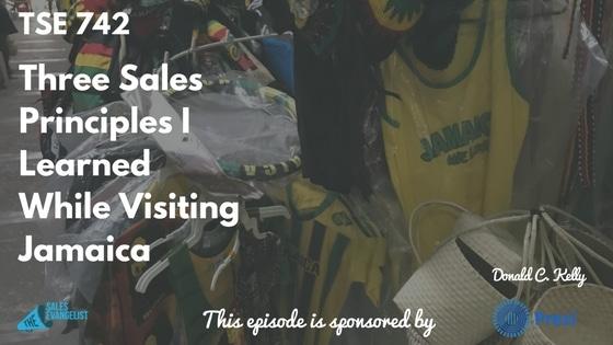 The Sales Evangelist, Donald Kelly