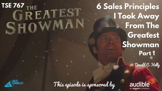 Greatest Showman, Sales, Entrepreneur, Business Person