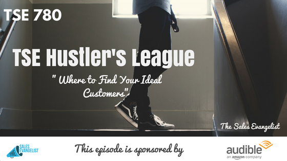 TSE Hustler's League, Donald Kelly, Sales, Ideal Customers