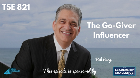 Bob Burg, Donald Kelly, The Go-Giver Influencer