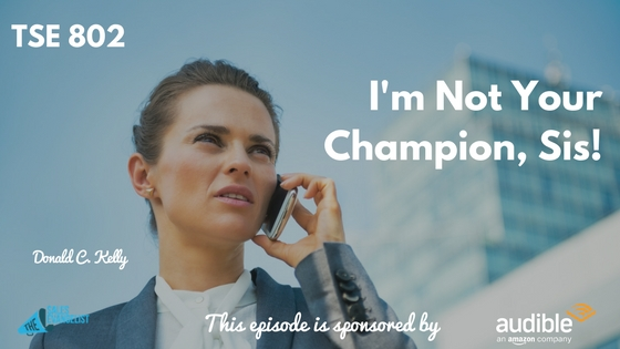 Donald Kelly, The Sales Evangelist Podcast, Sales Champion