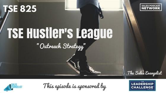 Outreach, TSE Hustler's League, Donald Kelly