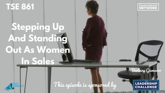 Women in Sales, Barbara Giamanco, Donald Kelly, The Sales Evangelist