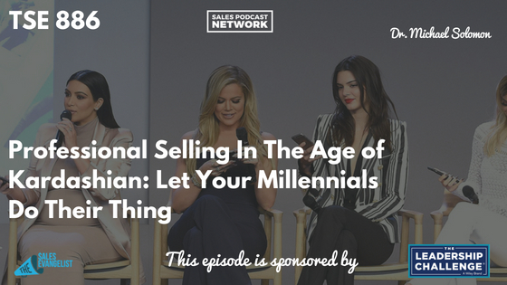 Kardanshian, Dr. Michael Solomon, Selling, Millennials, Donald Kelly