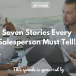 Mike Adams, Donald Kelly, The Sales Evangelist Podcast, Sales Stories