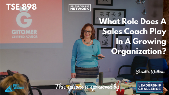 Christie Walters, The Why and The Buy Podcast, Sales Caoching