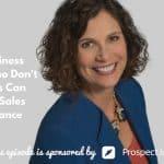 Alice Heiman, Alice Heiman LLC., Donald Kelly, The Sales Evangelist