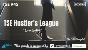 Donald Kelly, The Sales Evangelist, TSE Hustler's League