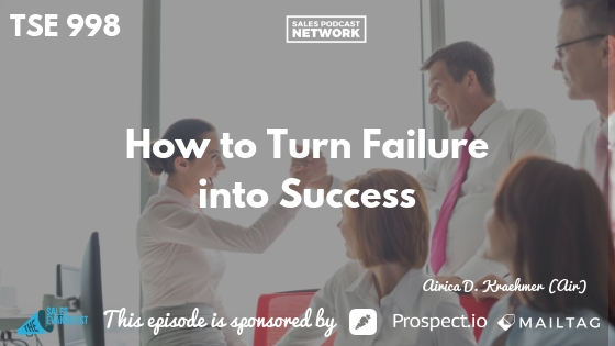 how to turn failure into success, New Sellers, Airica D. Kraehmer (Air), Human Trafficing