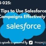 Salesforce, Campaign