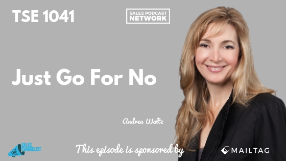 Andrea Waltz, Donald Kelly, Go For No, Failure
