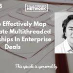 Peter Chun, Lucidchart, Salesforce, Sales Podcast