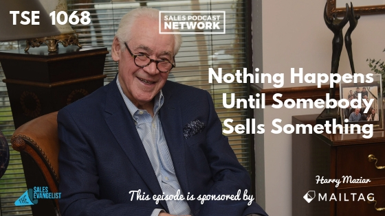 Harry Maziar, Donald Kelly, The Sales Evangelist, Story Selling