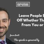 Jason Linett, Sales Podcast, Sales Team