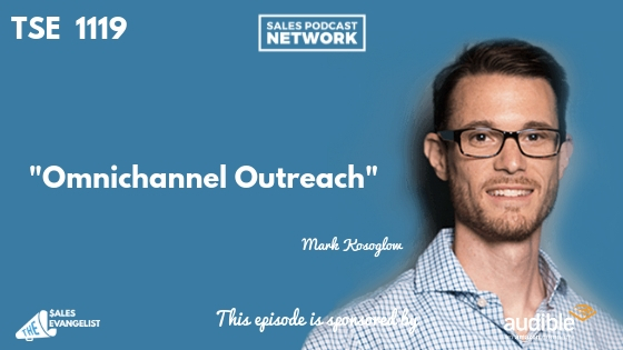 Outreach.io, Mark Kosoglow, Donald Kelly, OniChannel