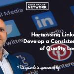 Sandler, Mike Jone, LinkedIn, Social Selling, Prospecting