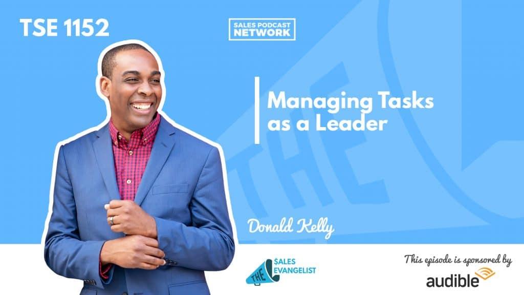 Sales Leader, Revenue, Activities