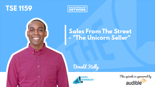 Sales From The Street, Donald C. Kelly, Top Seller, Contracts