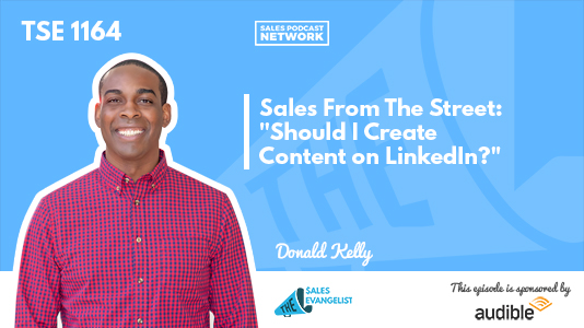 Sales From The Street, LinkedIn, Content