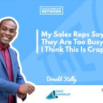 Sales Reps, Time Management, Donald C. Kelly