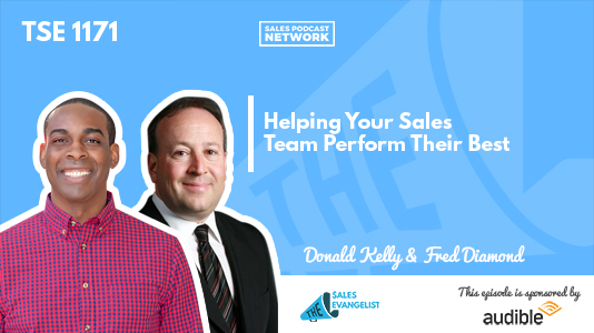 Cold Calling, Omnichannel Outreach, Fred Diamond, Donald C. Kely