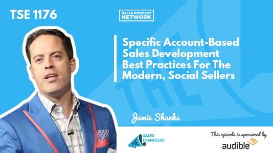 Jamie Shanks, Donald C. Kelly, Social Selling