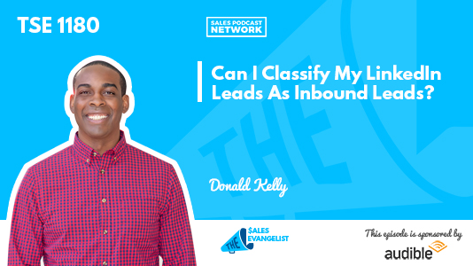 Inbound, LinkedIn, Donald C. Kelly
