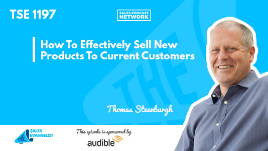 Thomas Steenburgh, New Products, Donald C. Kelly