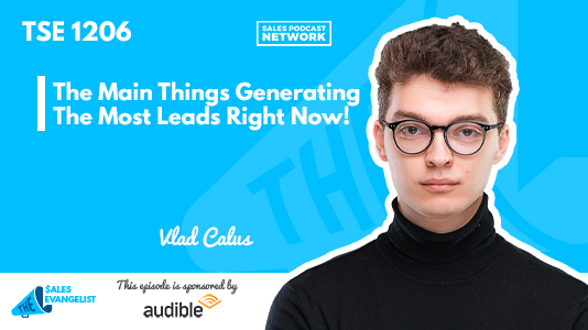 Vlad Calus, Content Marketing, Lead Generation