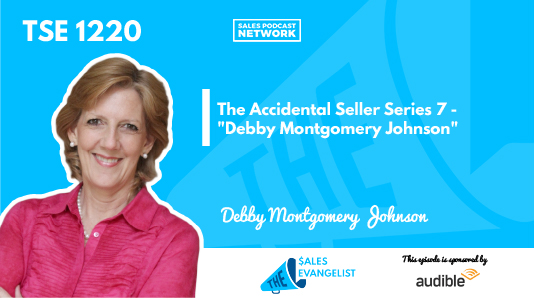 Debby Montgomery Johnson, Accidental Seller