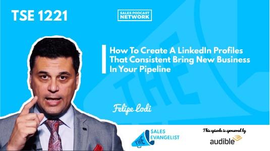Felipe Lodi, LinkedIn Sales