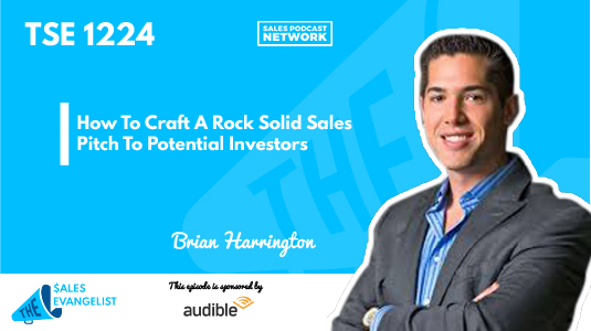 Brian Harrington, The Sales Evangelist