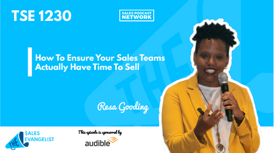 Sales Tips from Resa Gooding