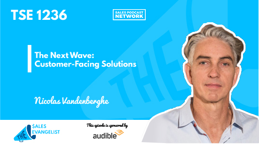 Nicolas Vanderberghe, Customer-Facing Solutions