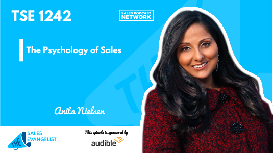 Psychology of Sales, Anita Nielsen