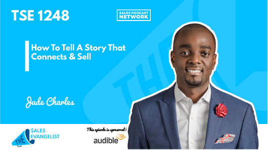 Sell with a story with Jude Charles