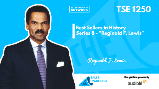 Best seller in history with Reginald F Lewis