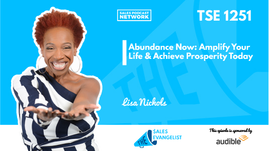 Lisa Nichols on Sales Prosperity
