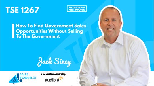 Jack Siney on Selling to the Government