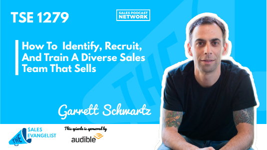 Hiring your Sales Rep with Garrett