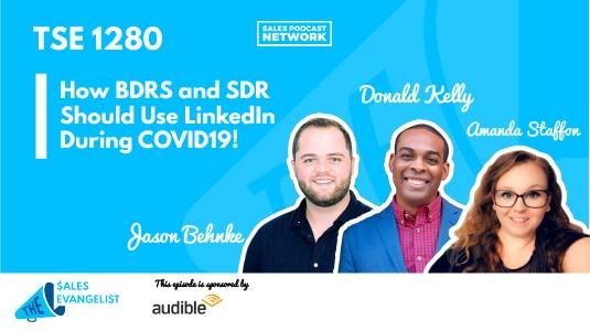 LinkedIn amid Covid19
